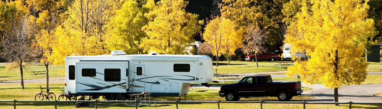fall recreational vehicle