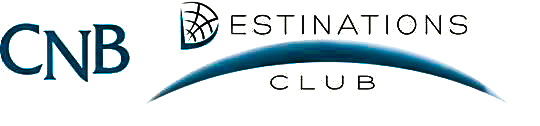CNB Destinations Club logo